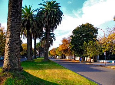 ciudad de Luján en Buenos Aires Argentina